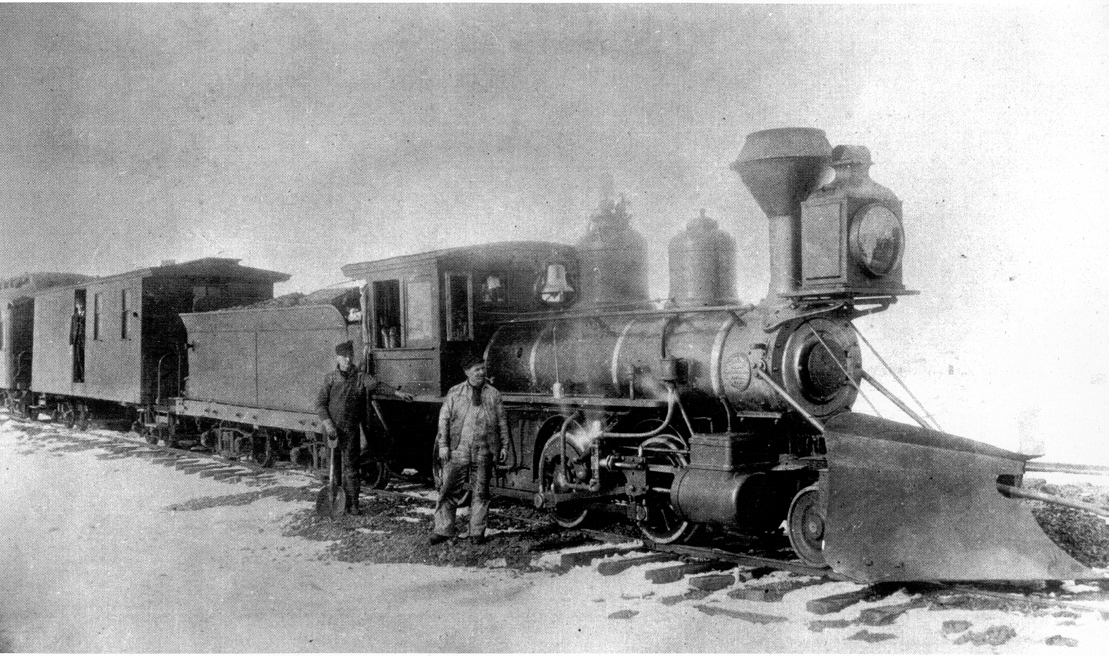 Galt Historic Railway Park County Of Warner Alberta