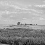 View of the former CNoR railbed just SE of present-day Fort Macleod.  For another perspective, check out Chris Doering's article: xxx