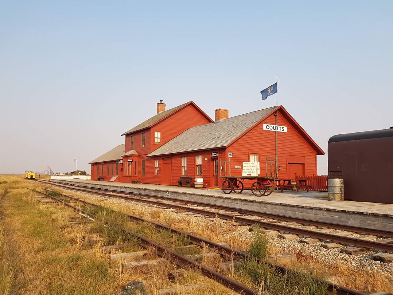 Gallery – Galt Historic Railway Park – County of Warner – Alberta