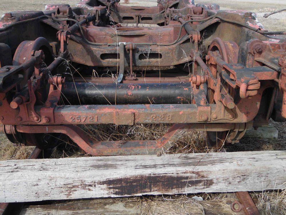 For Sale – Galt Historic Railway Park – County of Warner